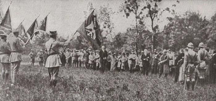 remise-drapeaux-1ere-division-polonaise