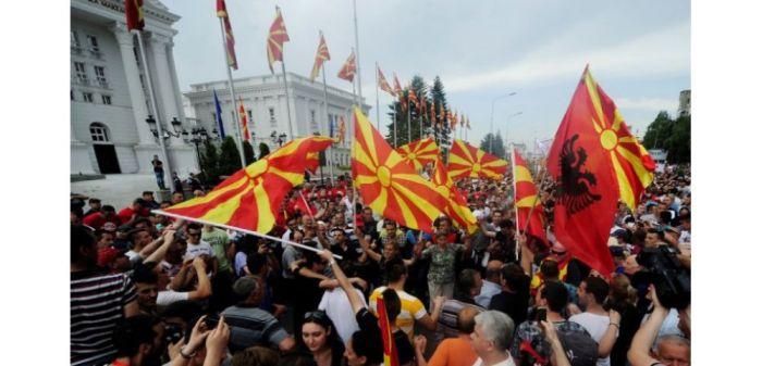 Législatives en Macédoine