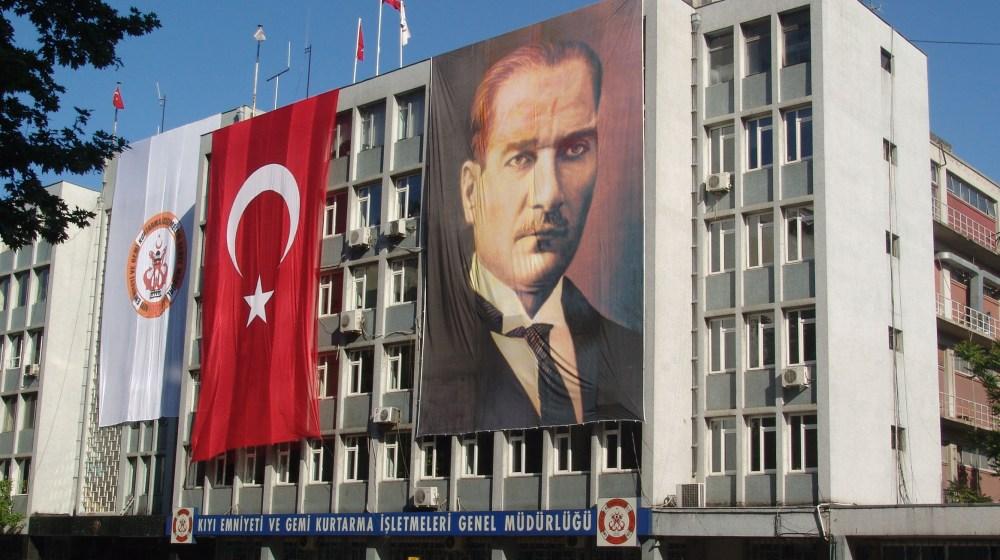 Le 19 mai en Turquie, le jour de commémoration d'Atatürk, de la jeunesse et des sports