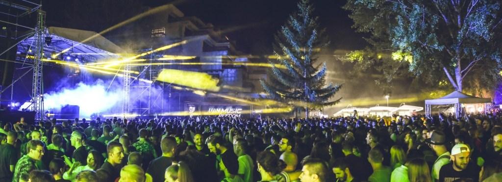 Green Beach Festival Ohrid