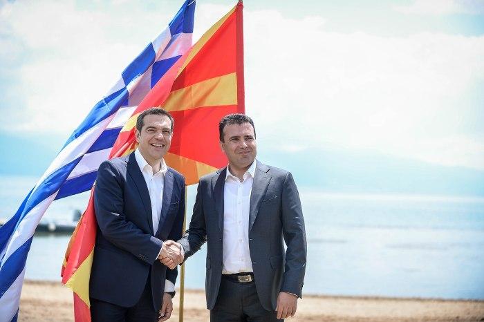 référendum en Macédoine du Nord
