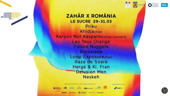 Concours : Gagne tes places pour une soirée au Sucre à Lyon Zahăr x România