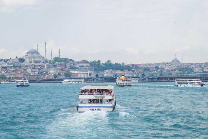 Ecologie à Istanbul