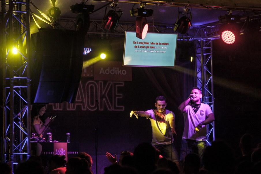 exit festival karaoke
