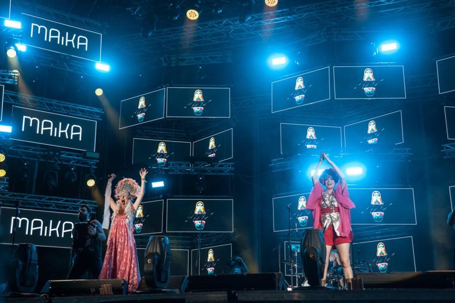 exit festival maika
