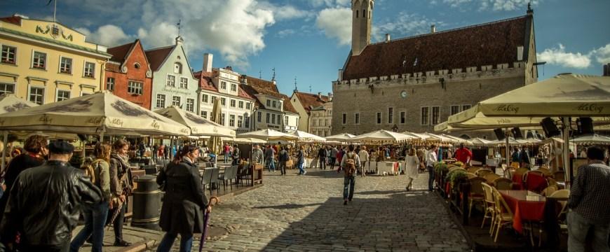 La ville par les autochtones : Tallinn, par Ragnar