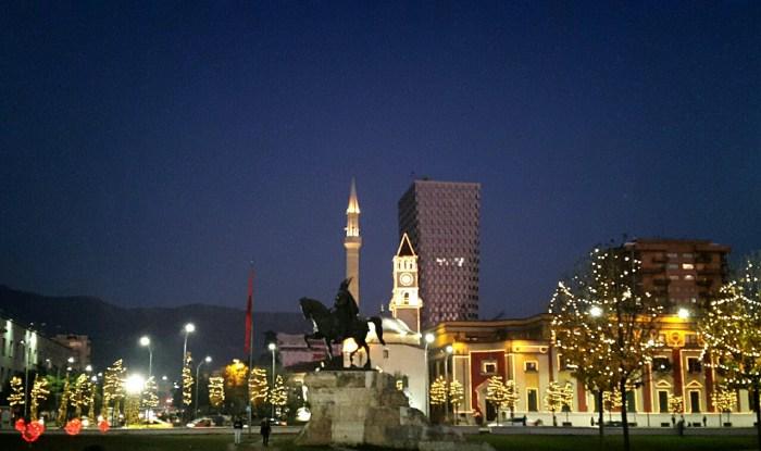 Noël en Albanie