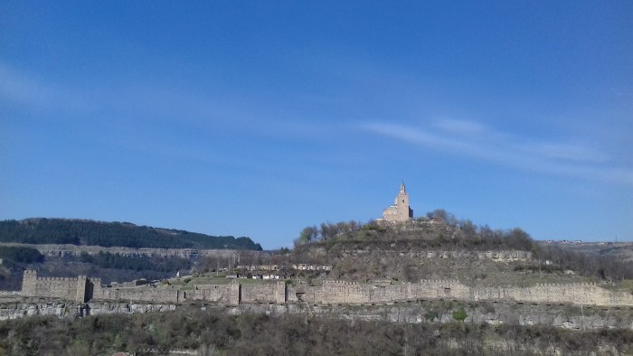 Veliko Tarnovo forteresse