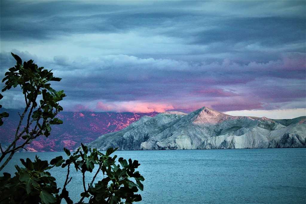 Île de Krk, Croatie