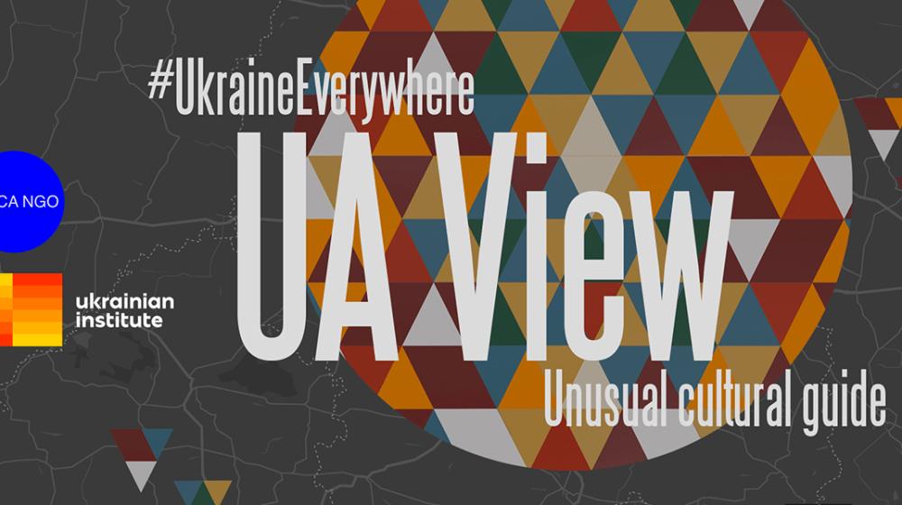 UA View : la carte mondiale des artistes ukrainiens