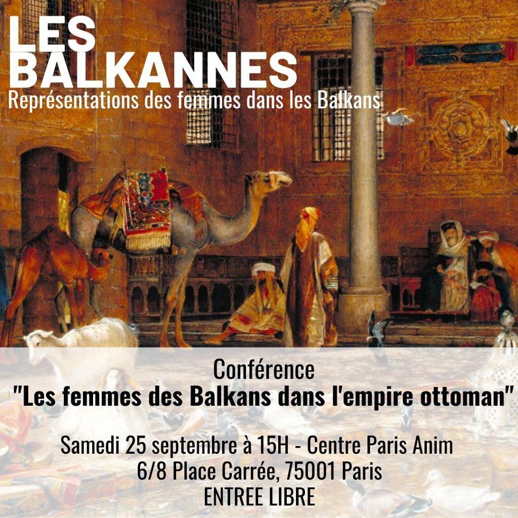 conférence balkannes