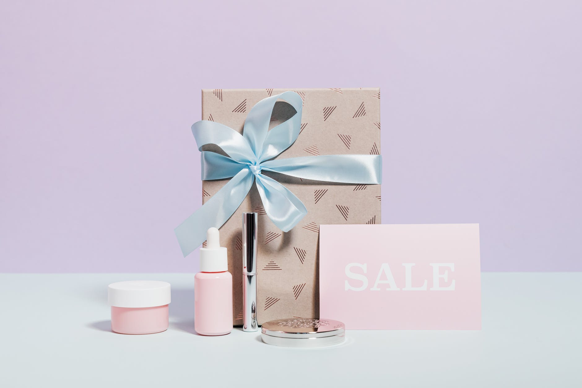 cosmetic products on sale