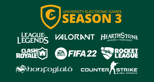 University Electronic Games Season 3