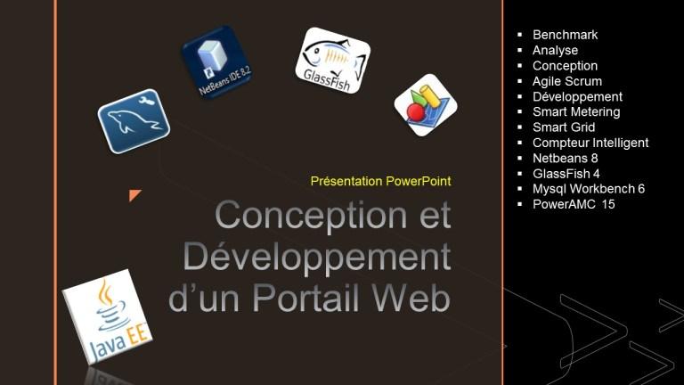 Web Portal Smart Meter