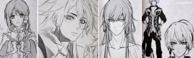 rough sketches teaser