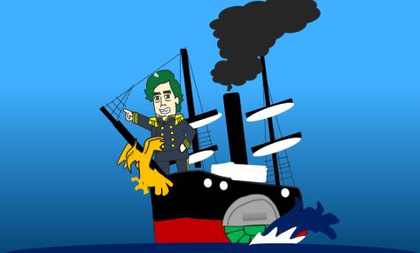 ペリーと黒船