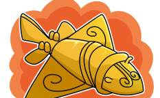 黄金ジェット、黄金スペースシャトル