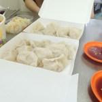 台北グルメ「阿娥水餃攤」行列ができる絶品水餃子を食べてみよう