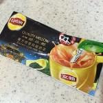 【台湾お土産】リプトン「ウーロンミルクティー」香ばしい香りがいい感じ