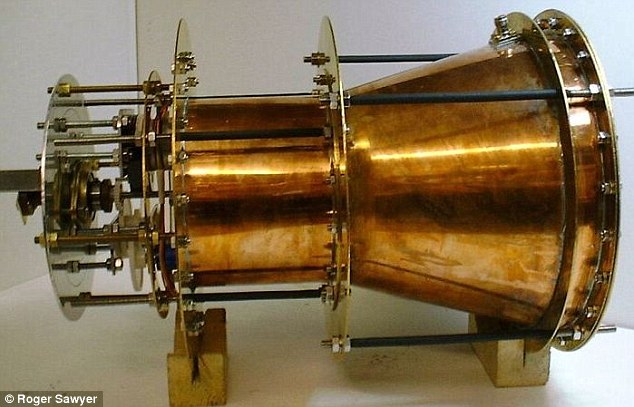 NASAが光より速く移動できるエンジンを発明!?