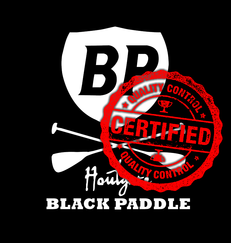 black paddle certified