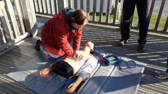 entrainement au massage cardiaque