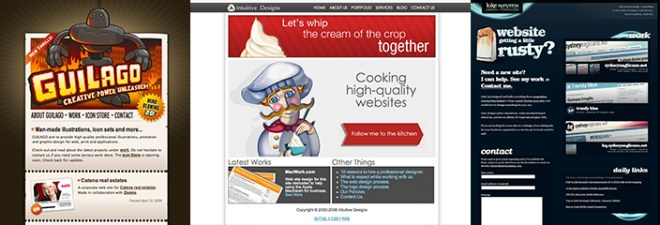 Dev Fontlu Web Siteleri