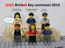 2014 LEGO Nominees