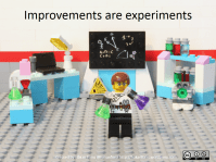 ImprovementsAreExperiments