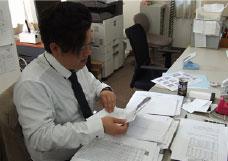 FCの開発・指導の他、数値管理や本部商談など。 業務は多岐にわたります。