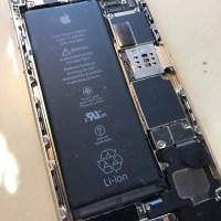 博多区住吉 iPhone6画面割れ修理