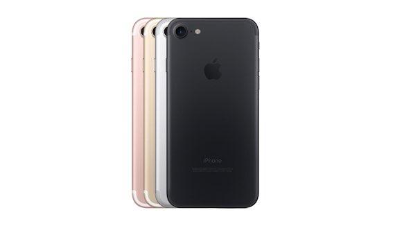 iPhone 7 シリーズ