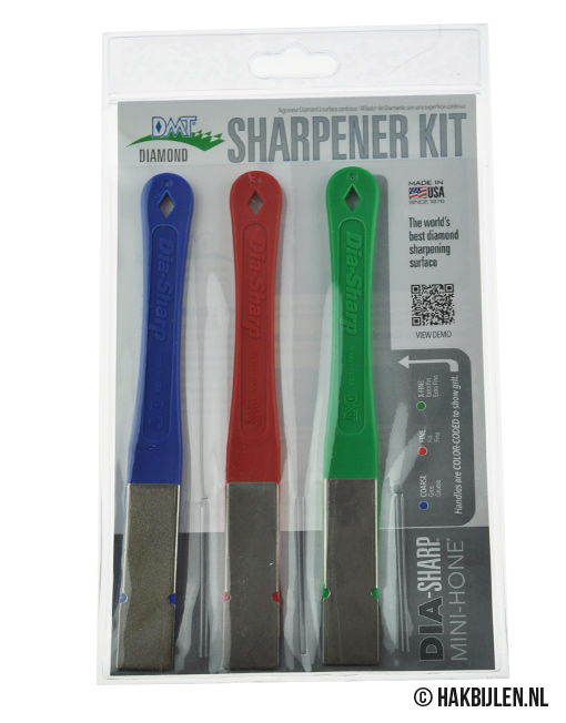 D2K Diasharp Diamond Sharpener Vijl DiaSharp Mini Hone Set DMT