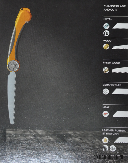 Vouwzaag Fold Nordic Pocket Saw Fold NPS 11403