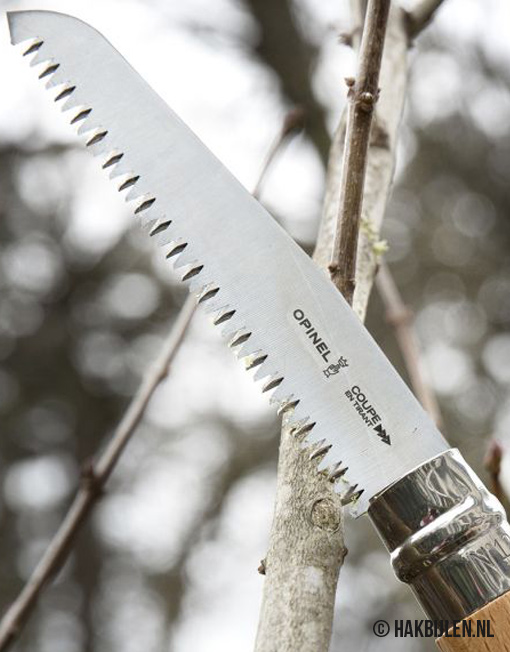 Vouwzaag_Folding Opinel Saw No12 Opinel