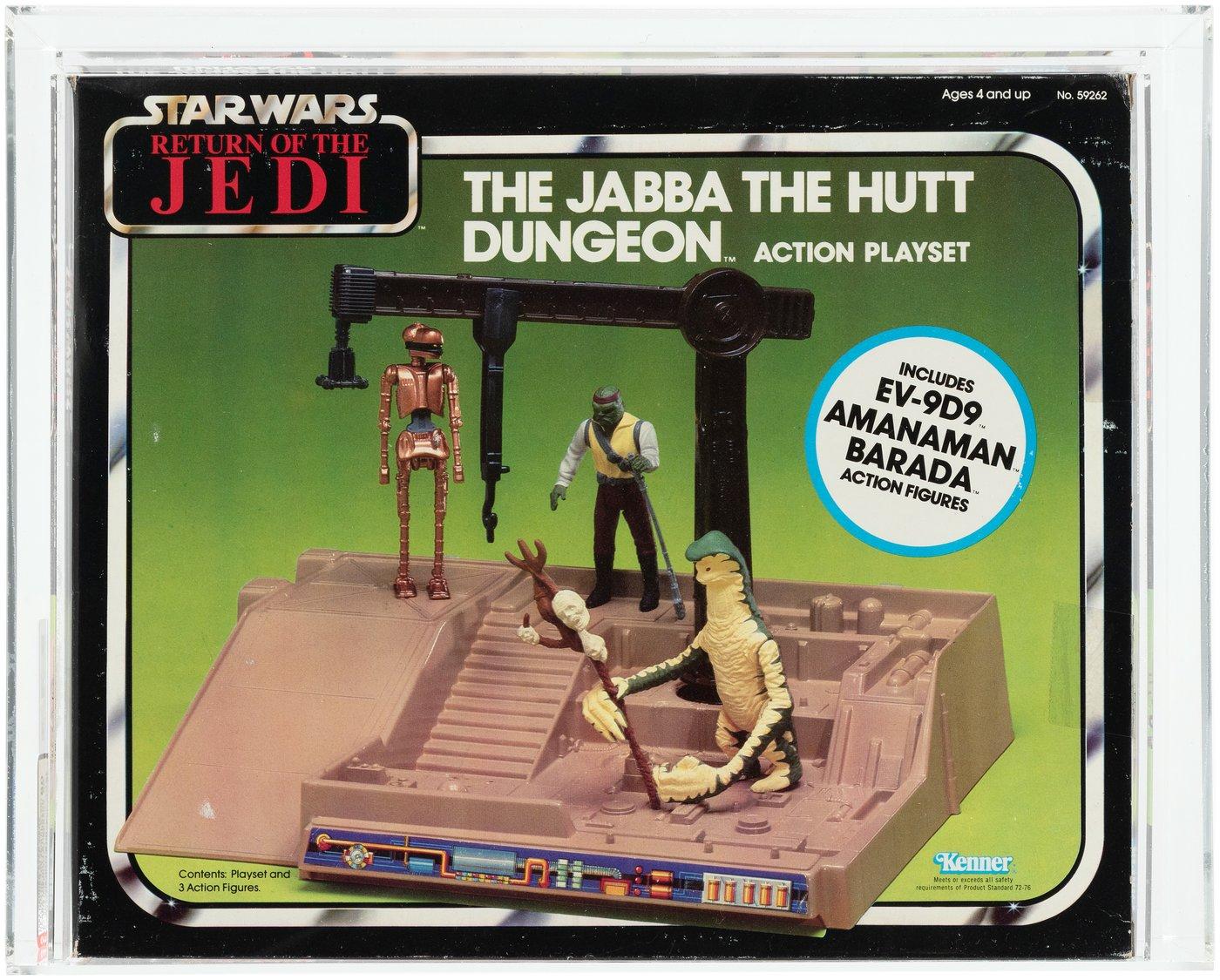 Toys Amp Hobbies Star Wars Tcg Rotj Jabba The Hutt A