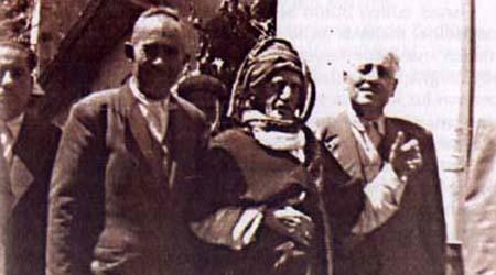 Bediüzzaman Said Nursi'nin üç hayat devri: Eski Said, Yeni Said ve Üçüncü Said