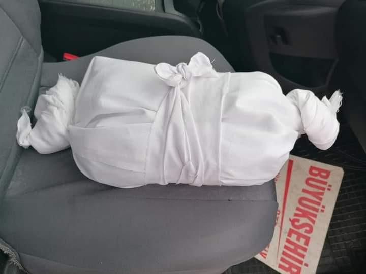 Arabanın çarptığı hamile kadın hayatını kaybetti