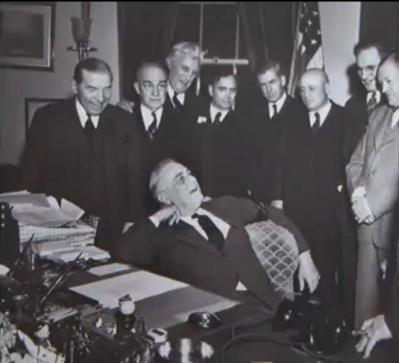 【アメリカ人】戦争を欲していたのはF・ルーズベルトである。日々明らかになる真珠湾攻撃の真実