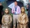 【速報】上海の大学に慰安婦像