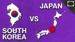【海外の反応】韓国はなぜ日本を嫌うのか? 海外の動画から知る日韓への眼差し