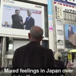 【海外の反応】南北首脳会談への日本人の反応を報じた海外のニュース動画のコメント欄がなぜか炎上中