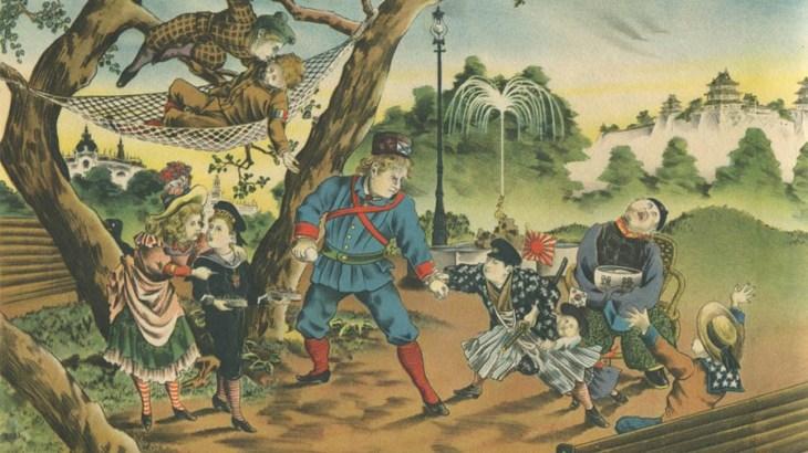 日本の戦争はすべて解放戦争である
