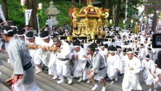 函館八幡宮例大祭 2014年
