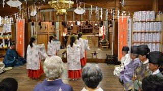 湯倉神社例大祭(湯倉神社創建360年記念大祭)