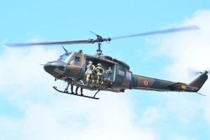 陸上自衛隊函館駐屯地創立64周年記念行事