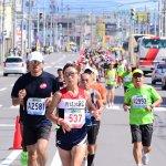2014函館ハーフマラソン大会