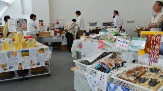 津軽海峡フェリーフードマーケット&第3回AP北海道in同友会 食べマルシェ