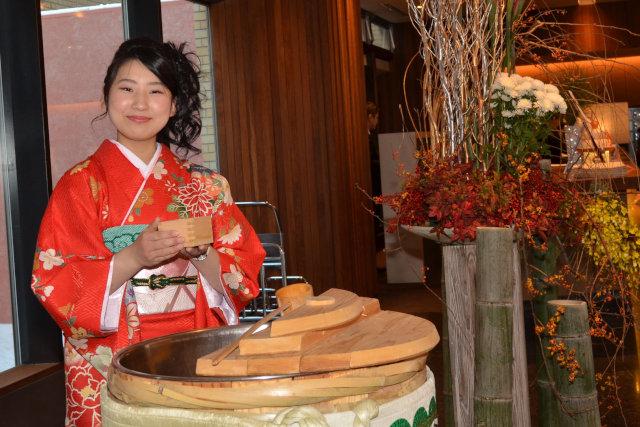 函館国際ホテルお正月イベント