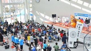 北海道新幹線開業1年前イベントin函館・五稜郭 レビュー
